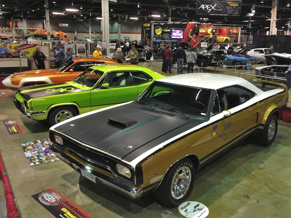 Muscle Car And Corvette Nationals Remains A Must See For Performance