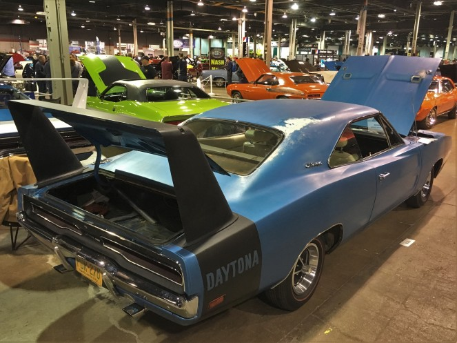 Scruffy survivor 1969 Dodge Daytona had plenty of charm.